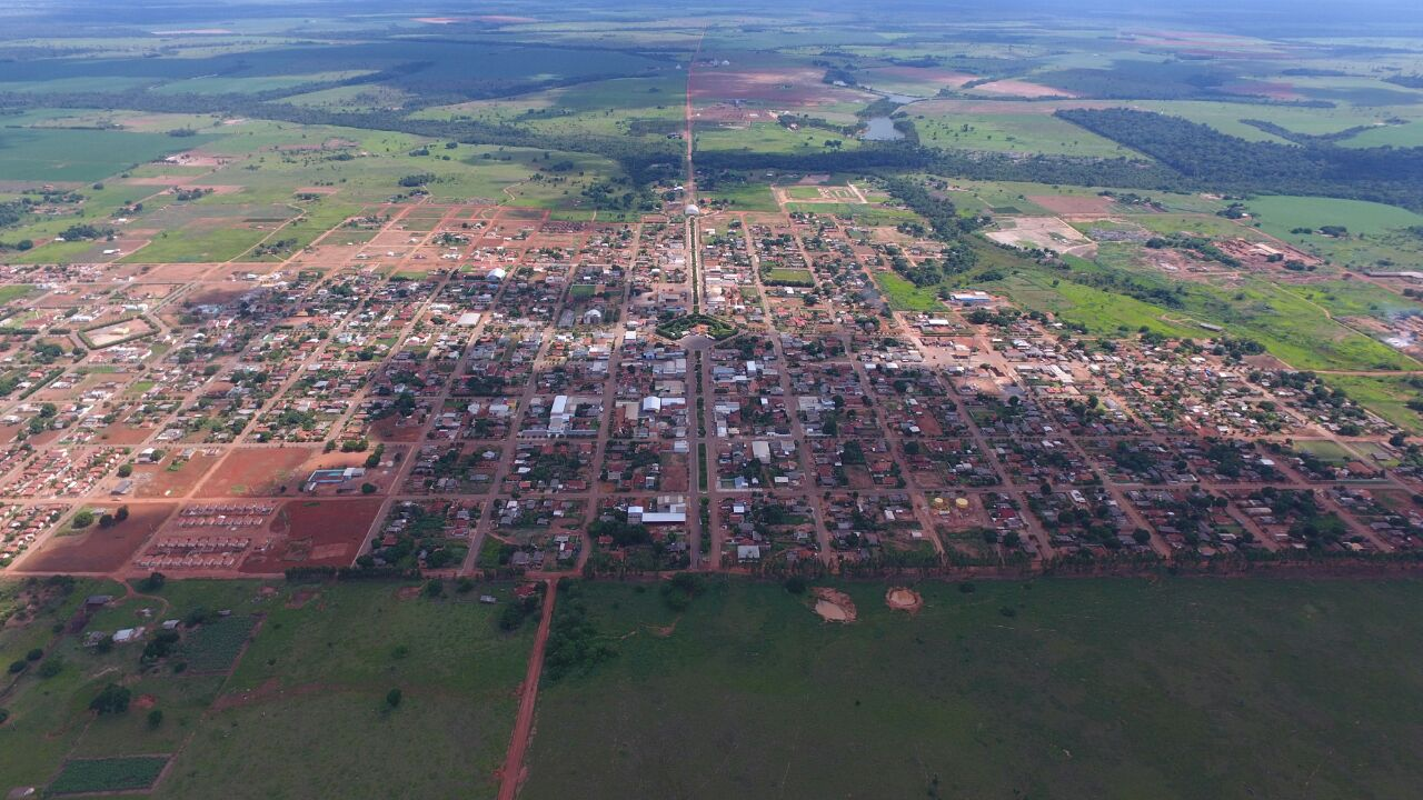 Tabaporã Mato Grosso fonte: www.tabapora.mt.gov.br
